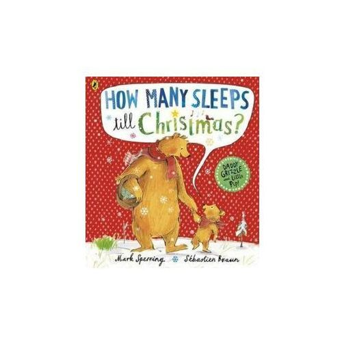How Many Sleeps Till Christmas? (9780718196585)