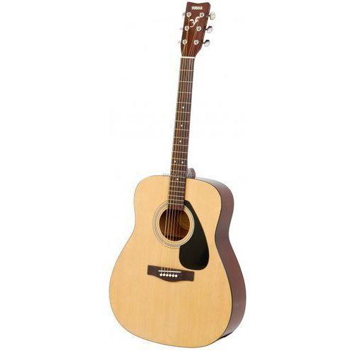 Yamaha F 310 Plus Natural gitara akustyczna (zestaw)