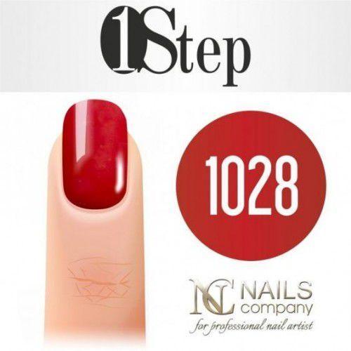 Nails Company ONE STEP NO. 1028 6ML - Żel hybrydowy, 41282