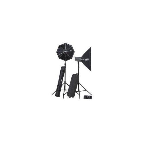 Zestaw lamp błyskowych Elinchrom D-Lite 4/4 RX softboxy NEW!