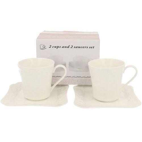 Accendo 2 filiżanki do herbaty kawy ing marki Duo