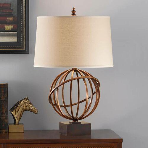 Elstead Lampa stołowa spencer fe/spencer tl - lighting - rabat w koszyku (5024005319207)