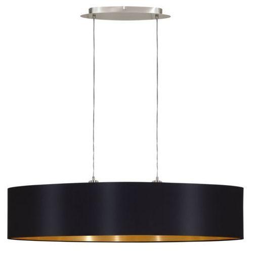 Eglo 31616 - lampa wisząca maserlo 2xe27/60w/230v (9002759316167)