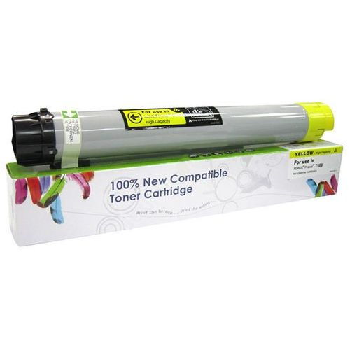 Cartridge web Toner cw-x7500yn yellow do drukarki xerox (zamiennik xerox 106r01445) [17.8k]