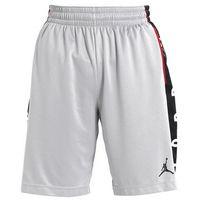 Jordan RISE GRAPHIC SHORT Krótkie spodenki sportowe wolf grey/black/gym red/black (0884497250434)