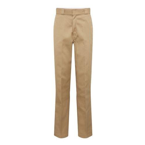 DICKIES Spodnie w kant beżowy (0029311067458)