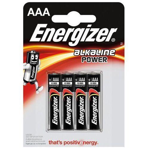 48 x bateria alkaliczna Energizer Alkaline Power LR03/AAA (blister)