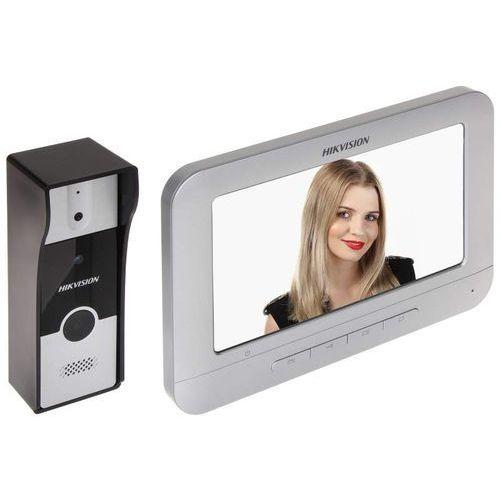 Hikvision Jednorodzinny wideodomofon Hikivision DS-KIS202 DS-KIS202 - Autoryzowany partner Hikvision, Automatyczne rabaty., DS-KIS202