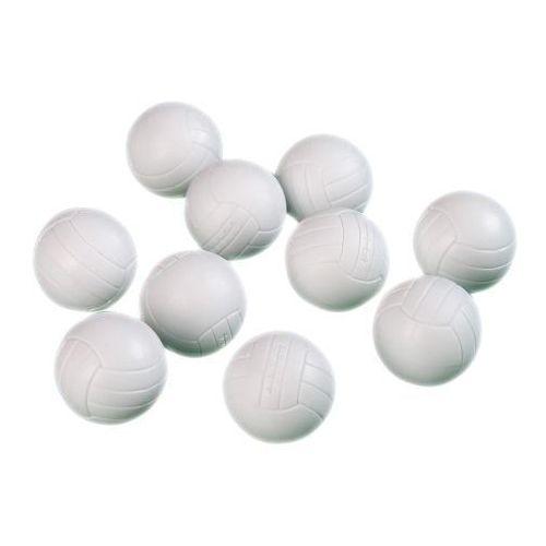Piłeczki do gry w piłkarzyki 10 szt. 36 mm