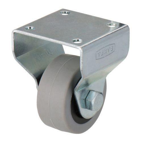 Zestaw meblowy fi 40 mm 20 kg płyta stała z kołem marki Tente