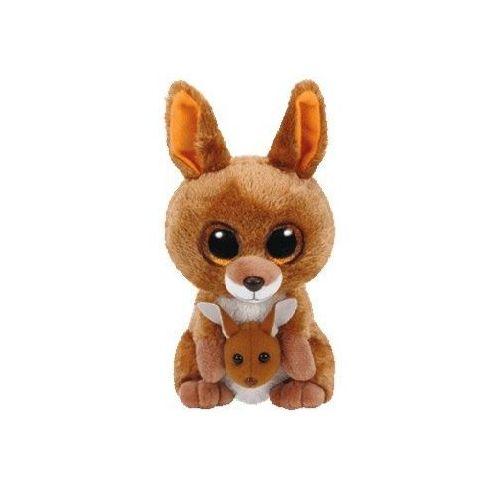 Maskotka pluszowa kangur kipper beanie boos 24 cm marki Ty