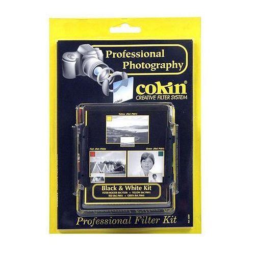 Cokin H220 CZARNO-BIAŁY + uchwyt Cokin P 3szt. ()