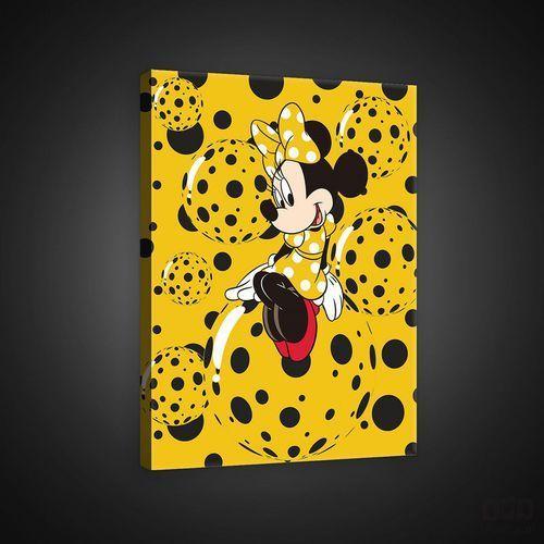 Obraz Disney: Minnie w żółtej sukience PPD1430, PPD1430
