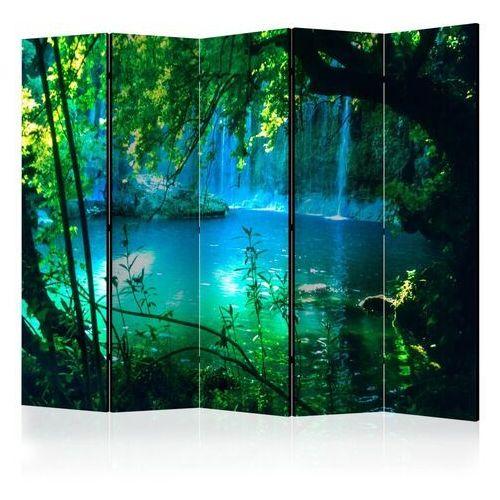 Artgeist Parawan 5-częściowy - wodospady kursunlu ii [room dividers]