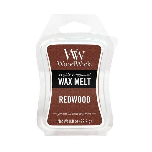 Woodwick - wosk zapachowy redwood 10h