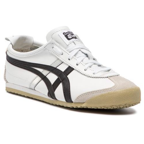 Sneakersy - onitsuka tiger mexico 66 dl408 white/black 0190, Asics, 36-40