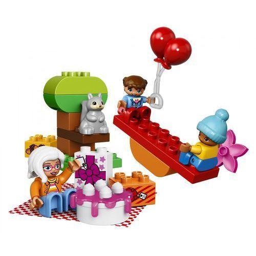 Lego DUPLO Przyjęcie urodzinowe 10832 - BEZPŁATNY ODBIÓR: WROCŁAW!