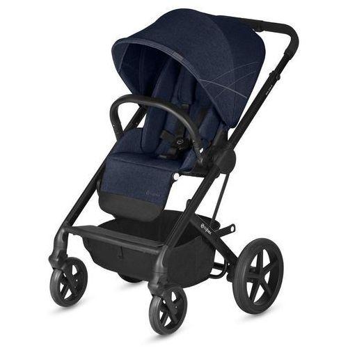 Cybex wózek spacerowy balios s denim blue | szybka