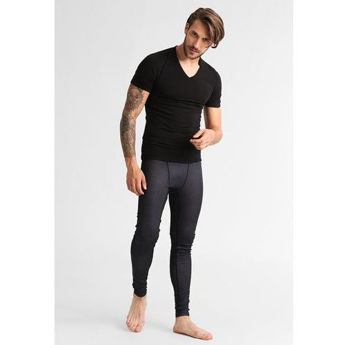 Icebreaker MENS ANATOMICA Podkoszulki black/monsoon, 103661
