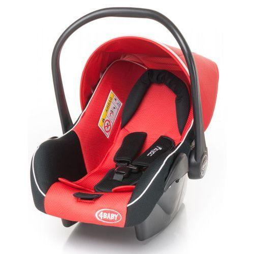 4baby Fotelik samochodowy 0-13 kg colby xvii red (5901691954854)