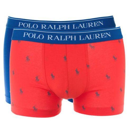 Polo Ralph Lauren Boxers 2 Piece Niebieski Czerwony M, kolor niebieski