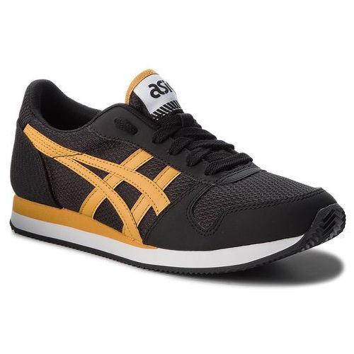 Sneakersy - tiger curreo ii hn7a0 black/sandstorm 001 marki Asics