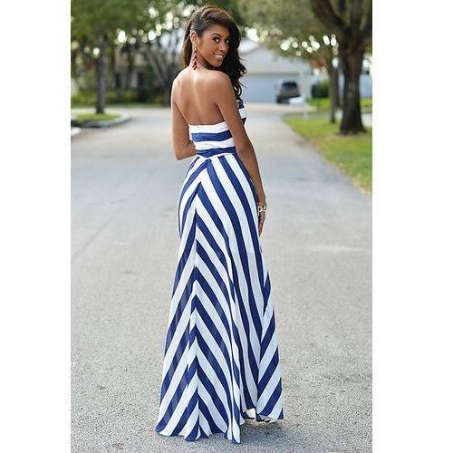 OKAZJA - Sukienka ORSI, kolor biały