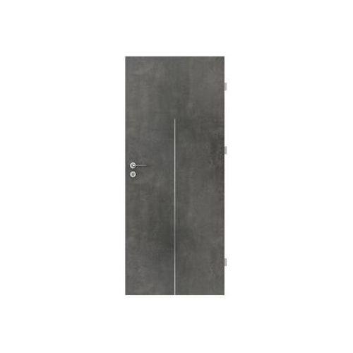 Skrzydło drzwiowe line h.6 80 prawe marki Porta