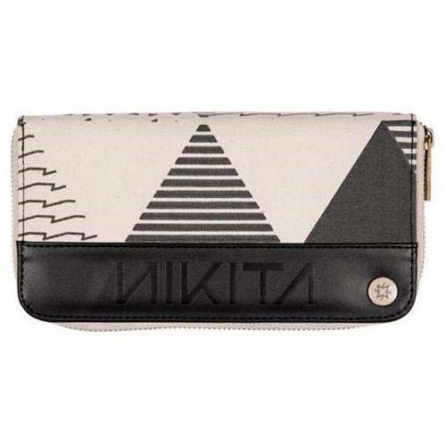 Portfel - taiga wallet triangle print (trp) rozmiar: os marki Nikita