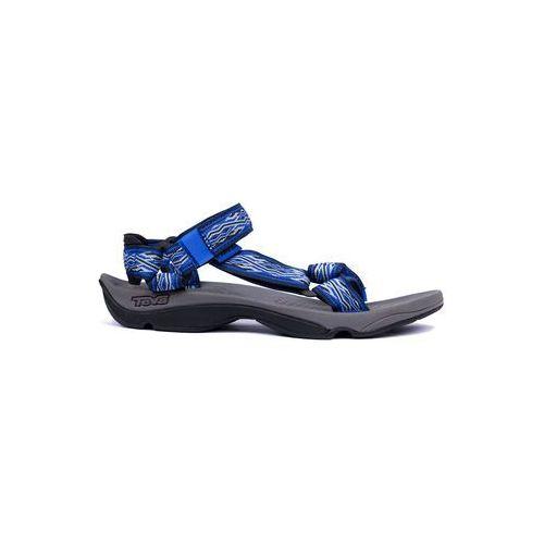 Sandały trekkingowe hurricane - mad waves blue marki Teva