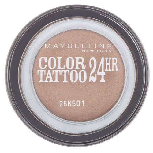 Maybelline  color tatoo metal 24hr - cień do powiek w kremie 35 on and on bronze, 4 ml