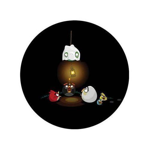 Modew Dekoracyjny opłatek tortowy angry birds - 20 cm - 1