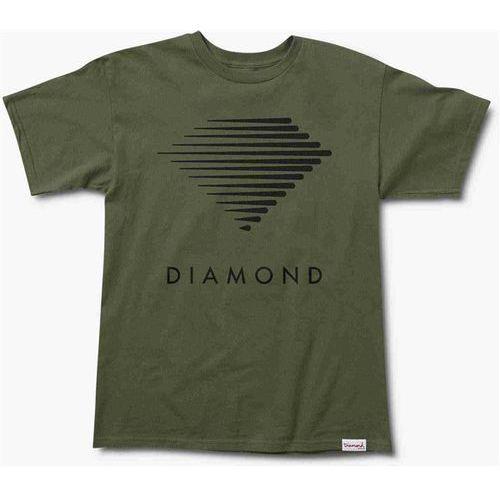 koszulka DIAMOND - Westwind Logo Tee Military Green (MGRN) rozmiar: XL
