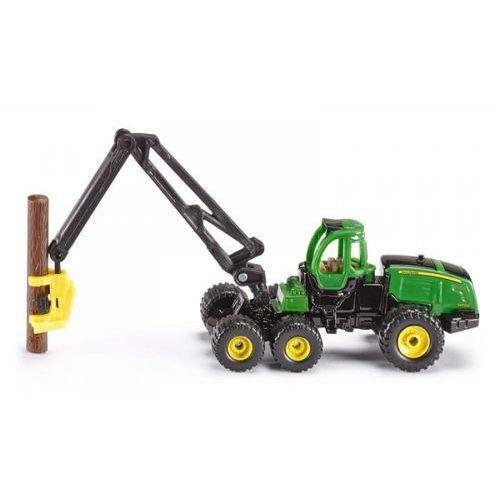 Siku 16 - Traktor leśny John Deere
