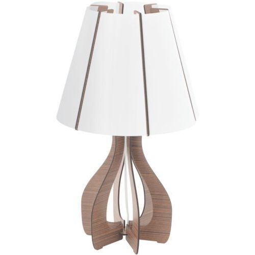 lampa biurkowa COSSANO A brązowa, EGLO 94954