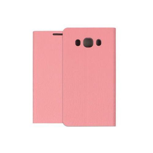 Samsung Galaxy J5 (2016) - pokrowiec na telefon - różowy