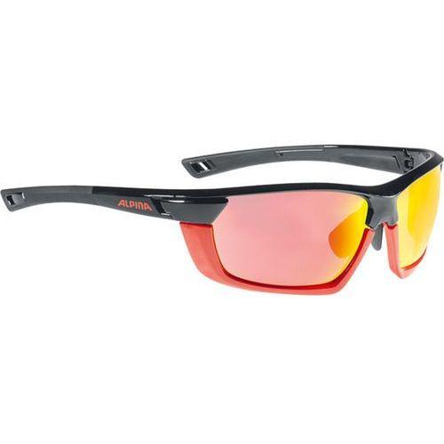 Okulary Słoneczne Alpina Tri-Scray Multiframe A8583337, kolor żółty
