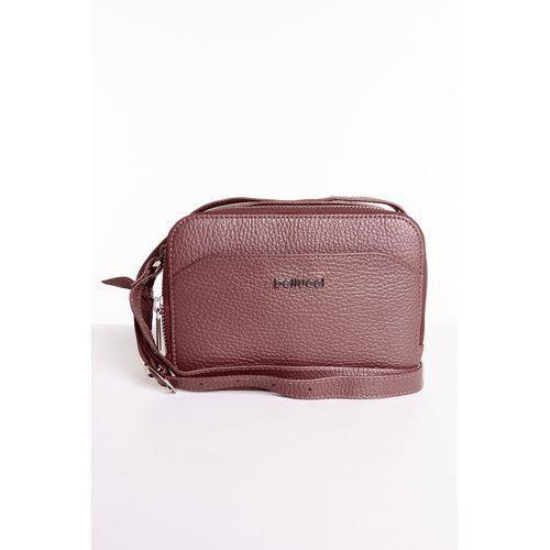 Mała torebka ze skóry naturalnej – marki Franco bellucci