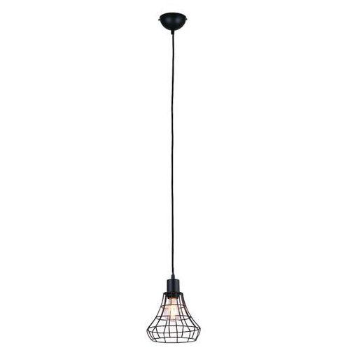 Lampa wisząca Colours Mastic 1 x 60 W E27 czarna