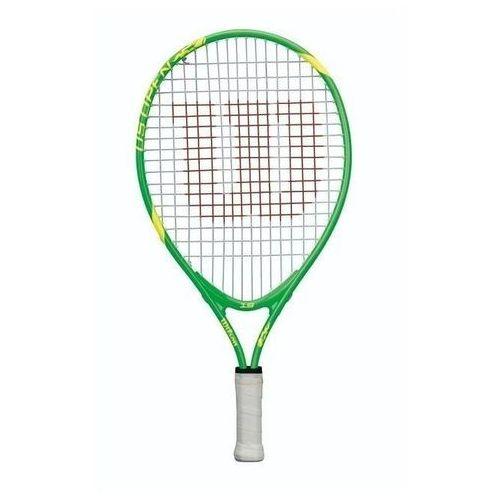 Wilson Rakieta tenis ziemny us open 19 junior 2014. - zielony