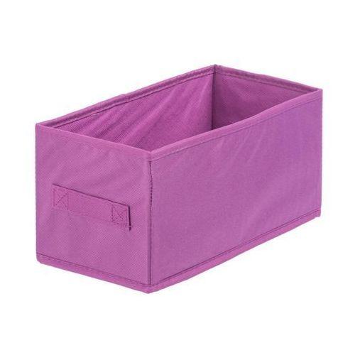 Spaceo Pudełko tekstylne multi s 15 x 31 x 15 cm spaceo (3276004804990)
