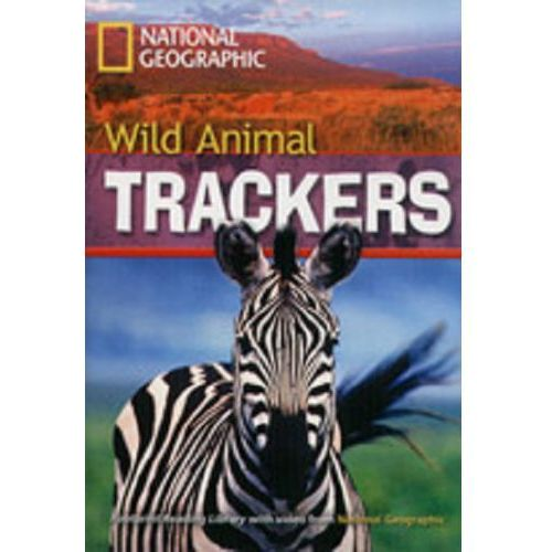 Wild Animal Trackers + MultiROM. Footprint Reading Library 1000 Headwords (9781424021710)