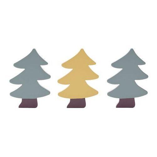 Kids concept edvin drzewka drewniane