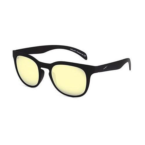Okulary Słoneczne Polar PL EXTREME 6/S ized 18/GOLD, kolor żółty