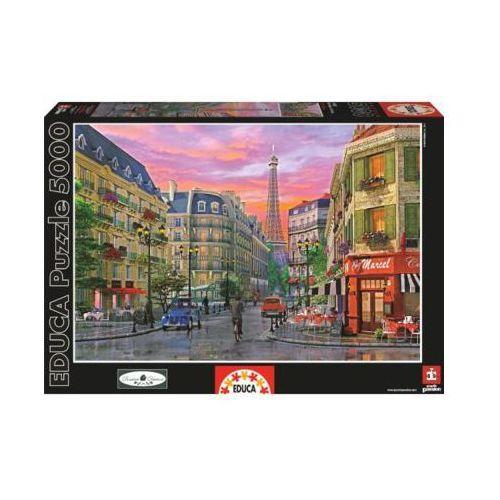 5000 EL. Ulica Paryża, D. Davison