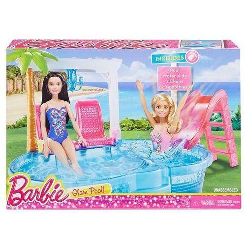 Barbie Basen ze zjeżdżalnią DGW22 (0887961203233)