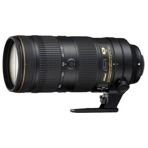 Nikon af-s 70-200mm f/2.8e fl ed vr nikkor - produkt w magazynie - szybka wysyłka!