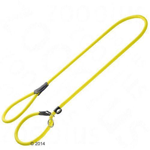Smycz Hunter Retriever Freestyle, neonowo żółta - Dł. x Ø: 170 cm x 10 mm (4016739617057)
