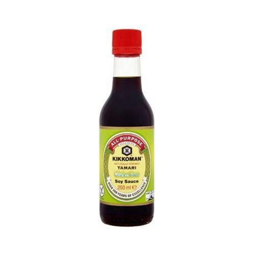 Kikkoman  250ml tamari naturalnie warzony sos sojowy bezglutenowy