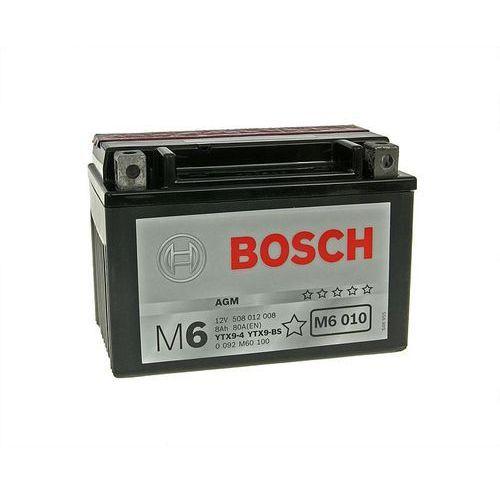 Akumulator motocyklowy Bosch YTX9-BS 8Ah 135A